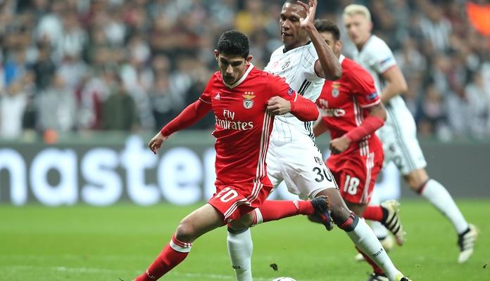 cfa88894c Benfica Lizbona powoli staje się bezkonkurencyjna na krajowym podwórku.  Piłkarze ze stolicy Portugalii w tym sezonie ustrzelili dublet.