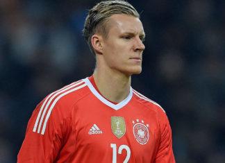 Bernd Leno zawalił dwie bramki, ale Niemcy pokonali Australię