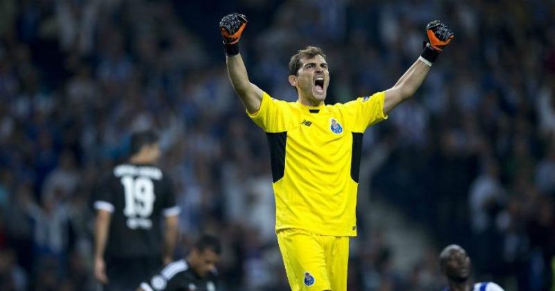 Iker Casillas obronił kolejnego karnego w Champions League