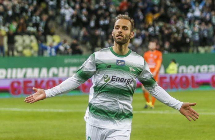 Marco Paixao znów jako pierwszy zdobył bramkę w LOTTO Ekstraklasie