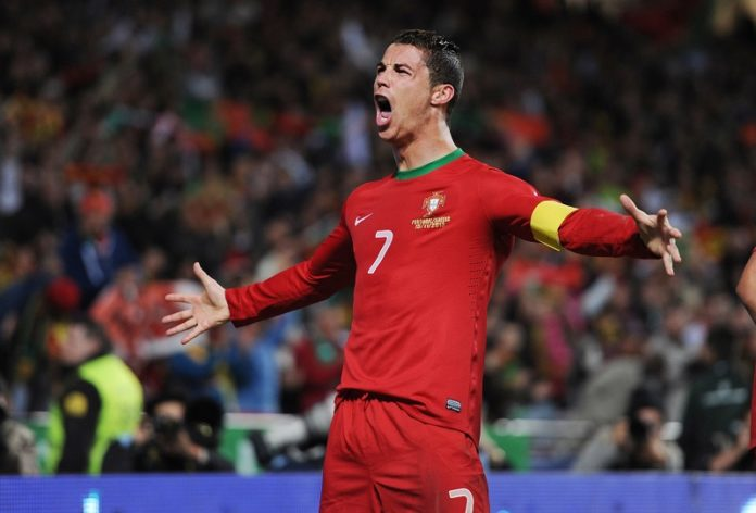 cristiano ronaldo portugalia mundial
