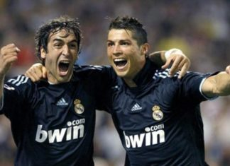 Raul Cristiano Ronaldo