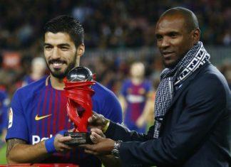 Eric Abidal zostanie dyrektorem sportowym Barcelony