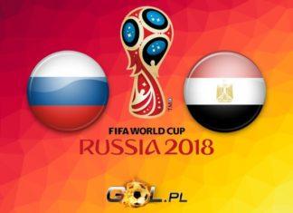 Mundial TYPY do meczu Rosja vs Egipt