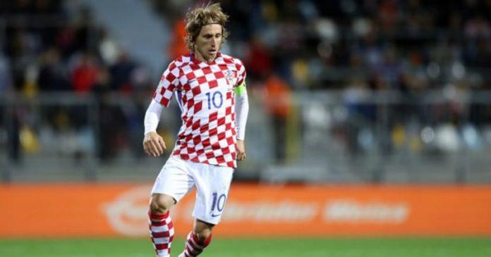 Chorwacja - Anglia