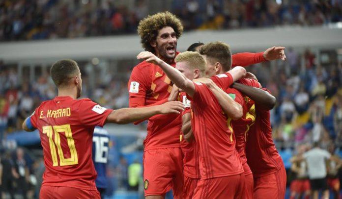 Francja - Belgia relacja live mundial