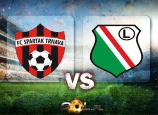 Spartak Trnava vs Legia Warszawa Liga Mistrzów TYPY
