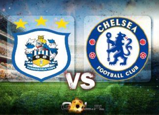 Huddersfield Town vs Chelsea FC Premier League TYPY