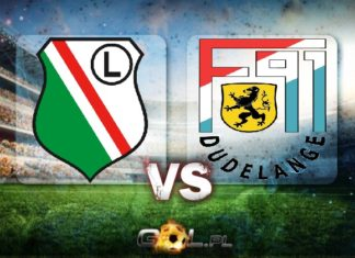 Legia Warszawa vs F91 Dudelange Liga Mistrzów TYPY