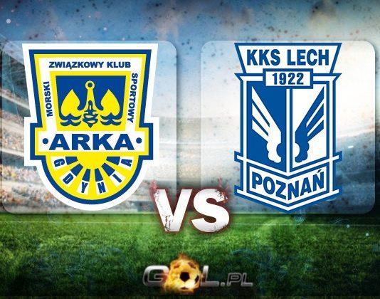 Arka Gdynia vs Lech Poznań Ekstraklasa TYPY