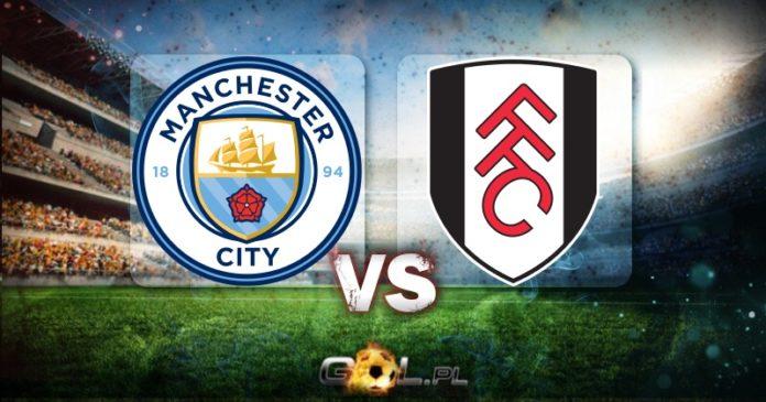 Manchester City vs Fulham Premier League TYPY