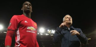 Konflikt w szatni Manchesteru United