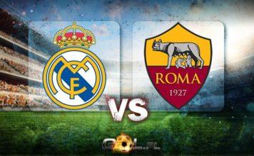 Real Madryt vs AS Roma liga mistrzów typy