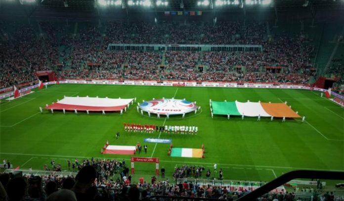 Polska - Irlandia 1:1