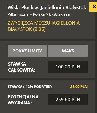 Ekstraklasa TYPY