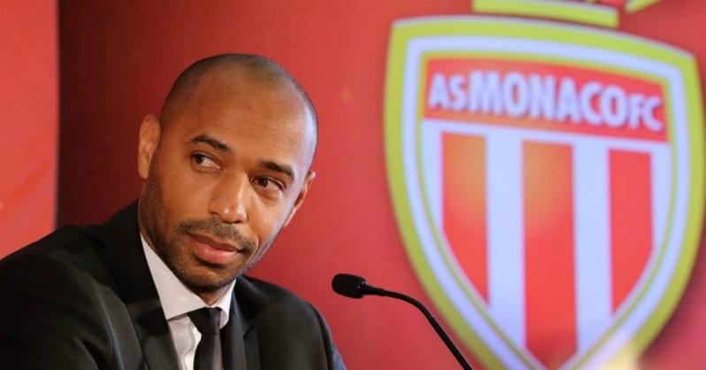 Thierry Henry pierwszy mecz w Champions League