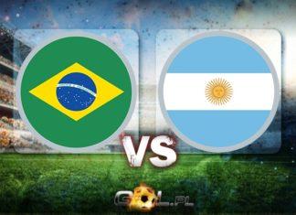 brazylia vs argentyna mecze towarzyskie typy