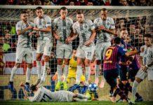 interwencja Brozovicia Champions League