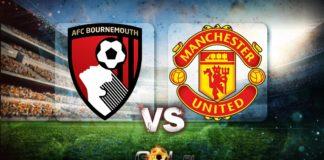 bournemouth vs manchester united premier league typy