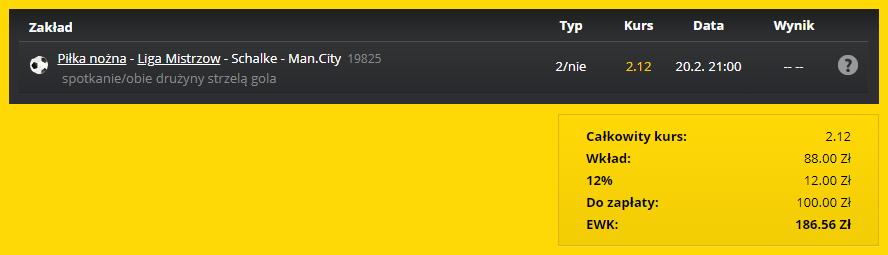 Liga Mistrzów TYPY